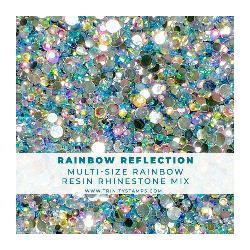 Trinity Stamps Rainbow Reflection