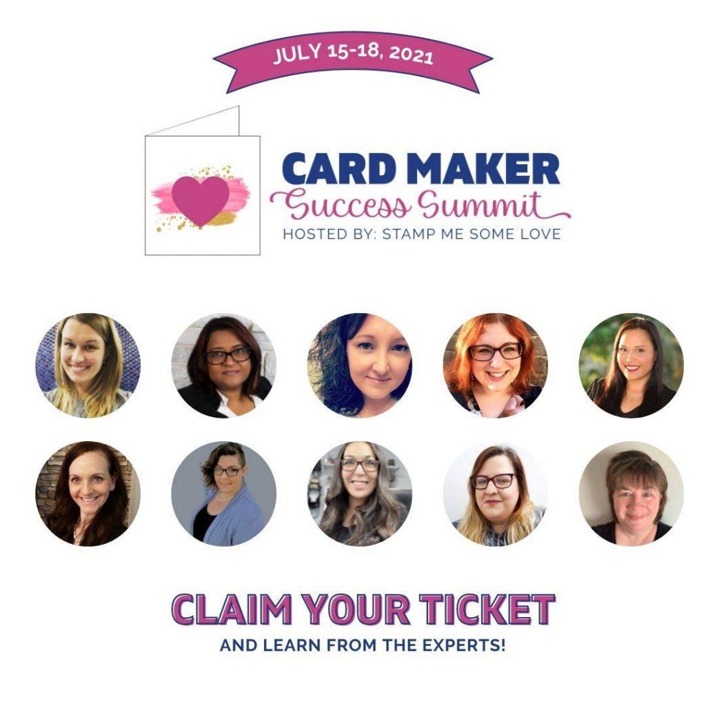Blog Card Makers' Success Summit