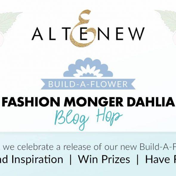 Altenew Build-A-Flower: Fashion Monger Dahlia