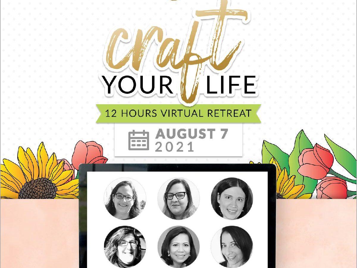 Altenew Craft Your Life Retreat