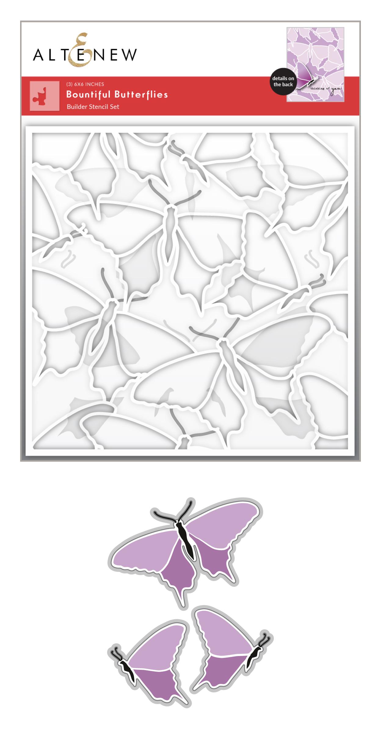 Bountiful Butterflies Bundle