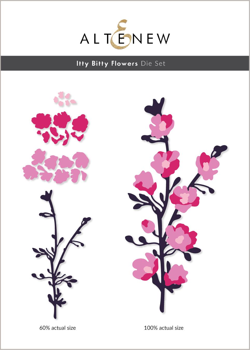 Itty Bitty Flowers