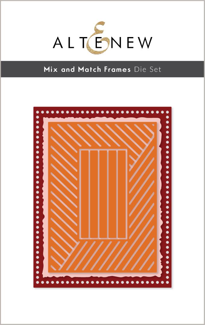 Mix & Match Frames die set