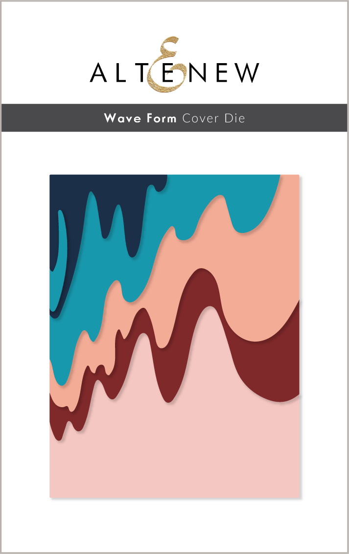 Wave Form Cover Die