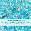 Aquamarine Ripple Jewels