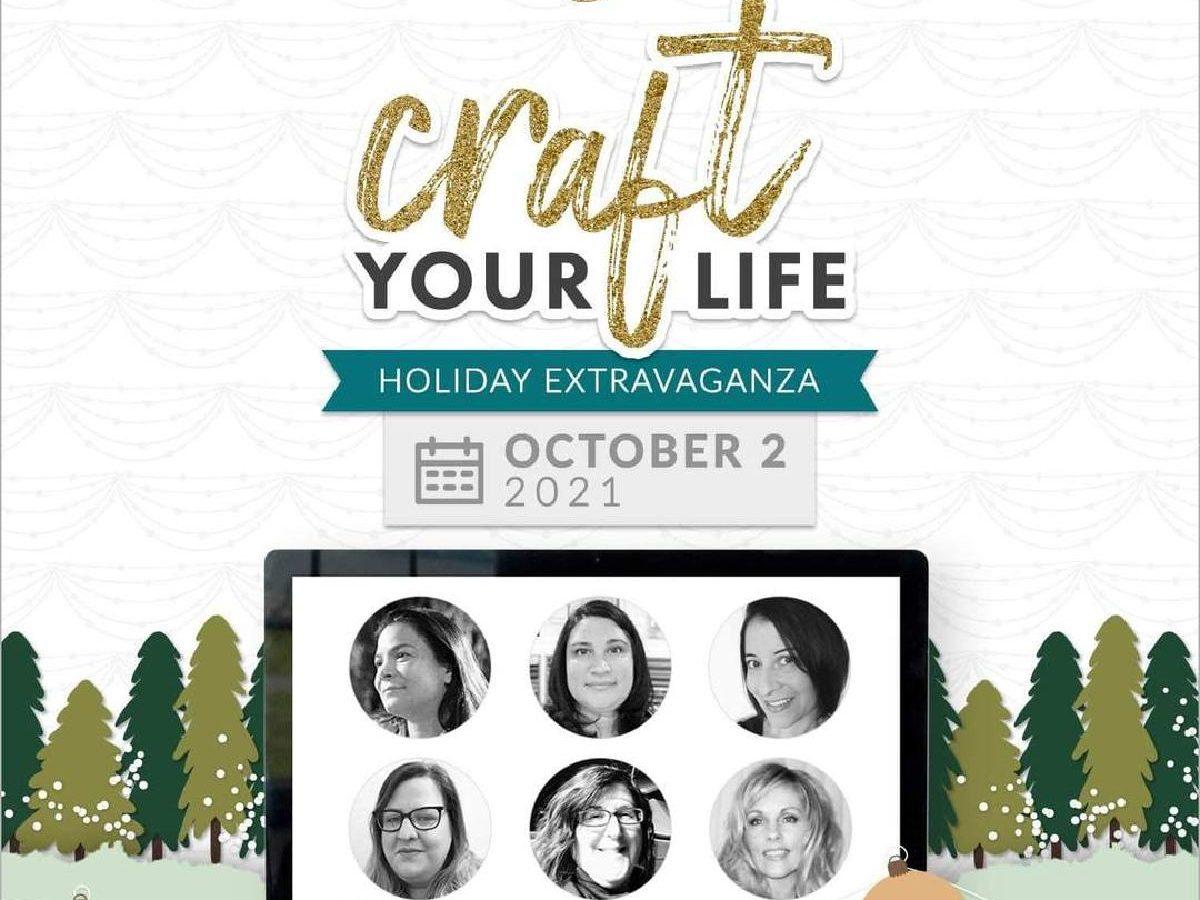 Craft Your Life Retreat - Holiday Extravaganza