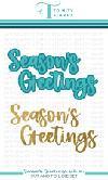 Season's Greetings Cut & Foil